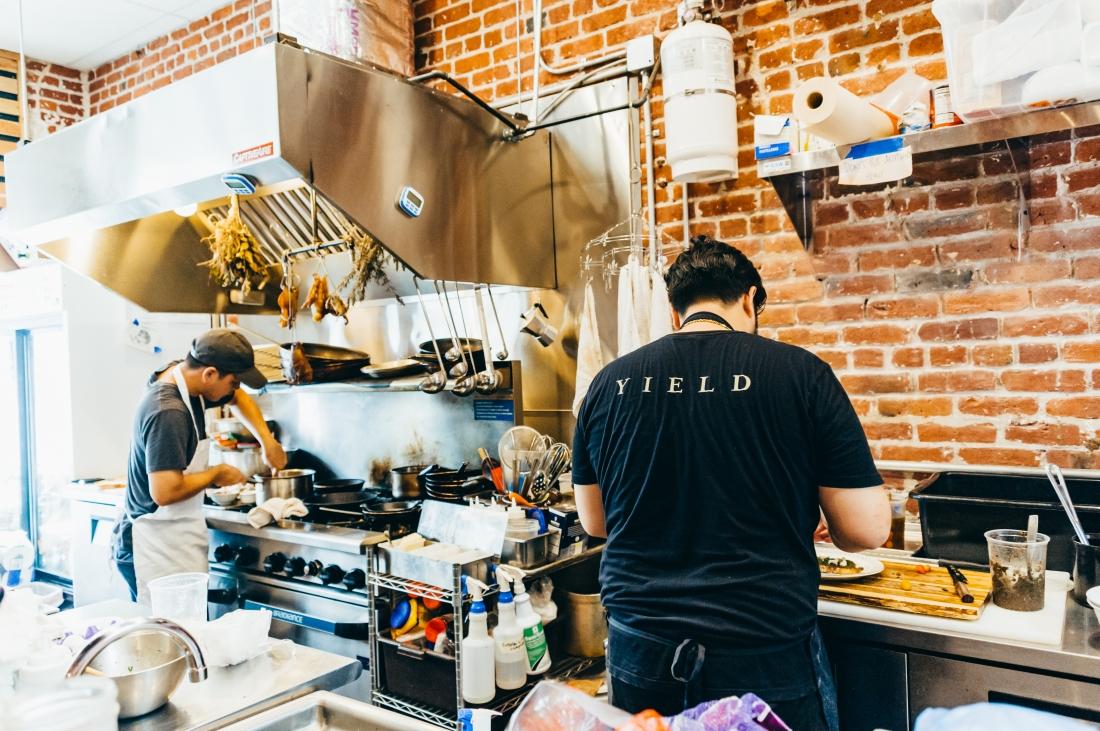 Yield Restaurant